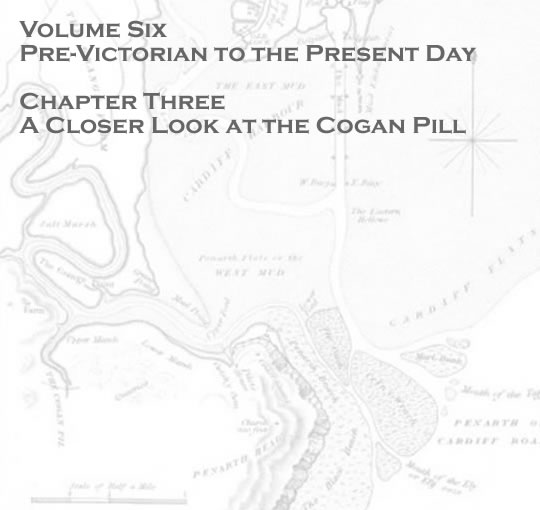 Penarth Dock - Volume Six - Pre-Victorian to the Present Day - Select Aspects - A closer look at the Cogan Pill . . .