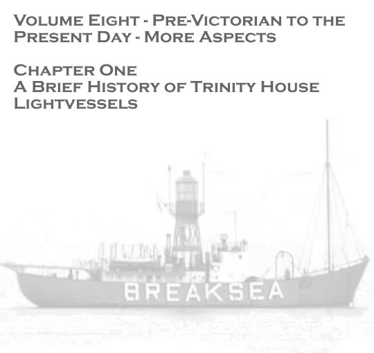 A brief history of Trinity House light vessels