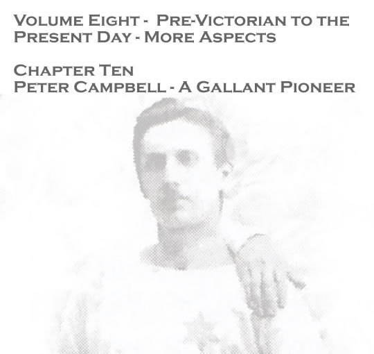 Peter Campbell - A Gallant Pioneer