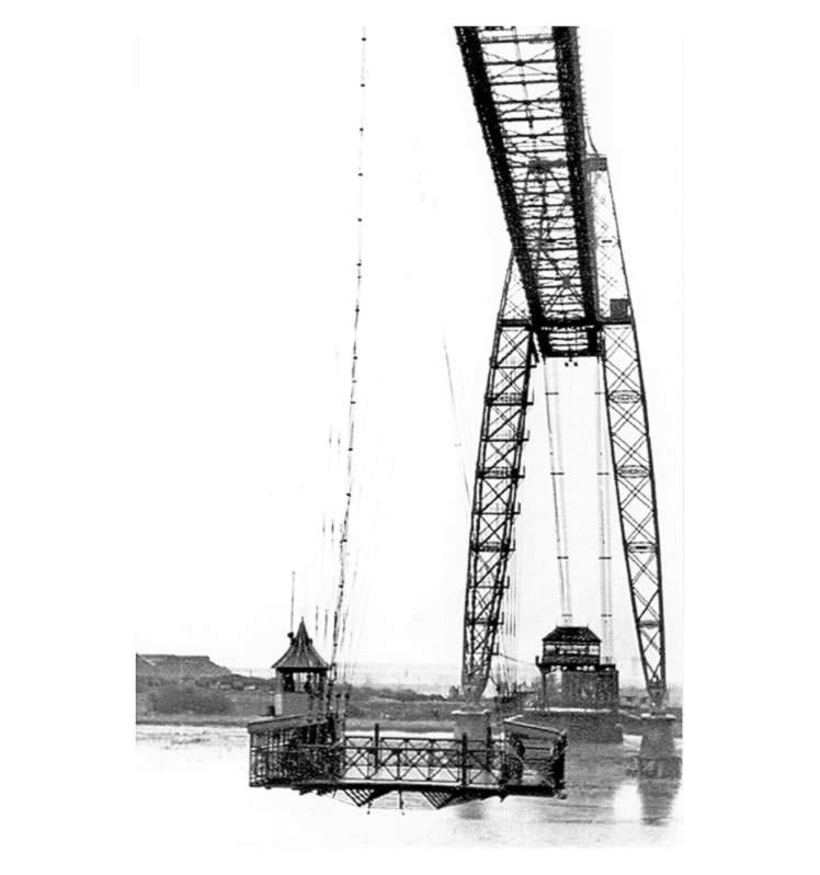 Transporter Bridge. Newport.