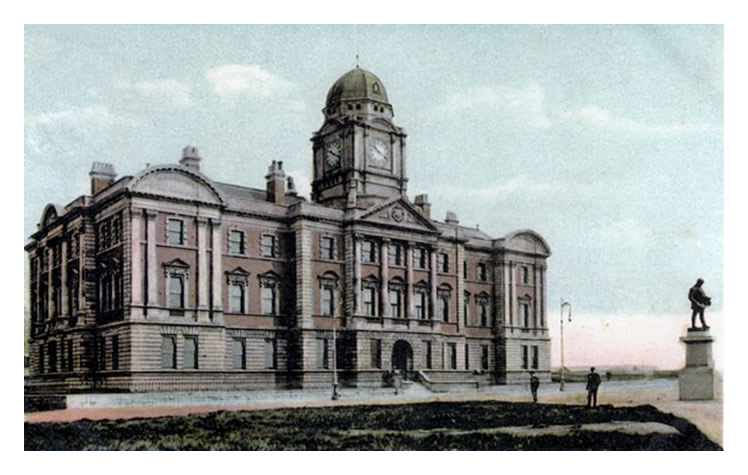 Barry, Dock Offices